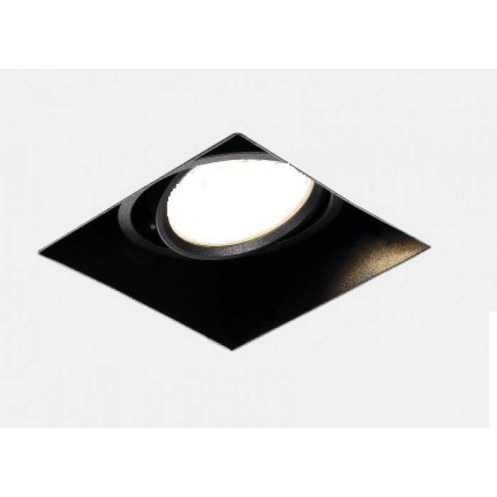 Trimless LED Downlight Square