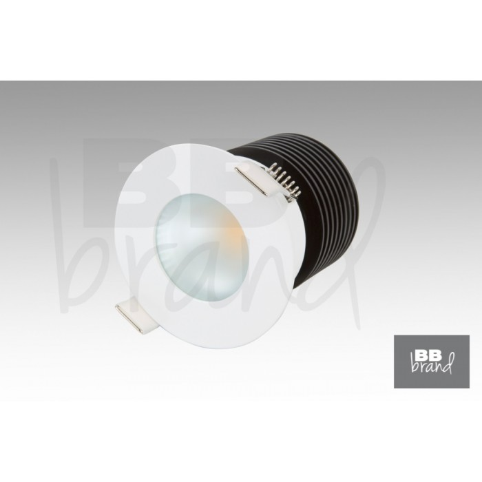 W9F Fixed White Fire Rated LED Down Light